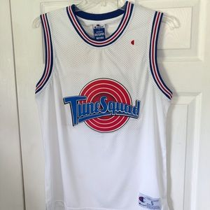 Vintage SpaceJam Bill Murray jersey by Champion